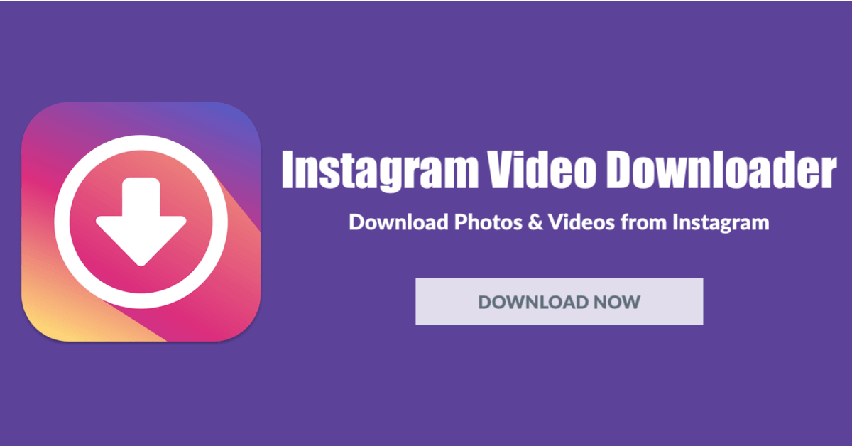 Instagram Video Downloader [HD MP4] - InstaDownloader